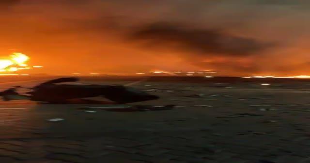 Dubai'de büyük patlama: Kilometrelerce öteden görüldü