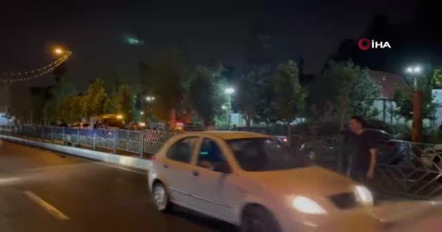 İran'ın başkenti Tahran'da patlama