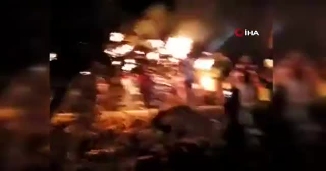 İşgalci İsrail'den Filistinlilere saldırı