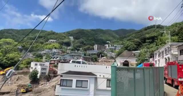 Japonya'daki sel felaketinde ölü sayısı 18'e yükseldi