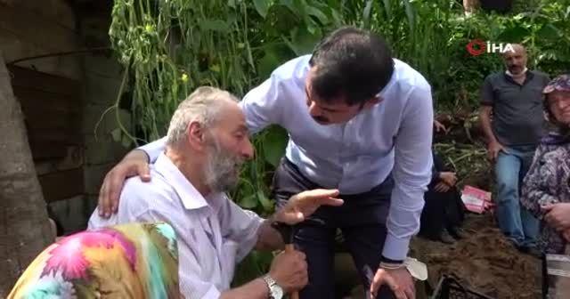 Rize'deki sel felaketinden kahreden haykırış