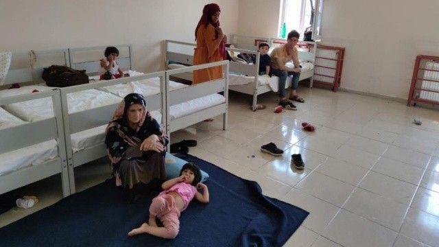 Afgan göçmenlerden yürek burkan hikayeler