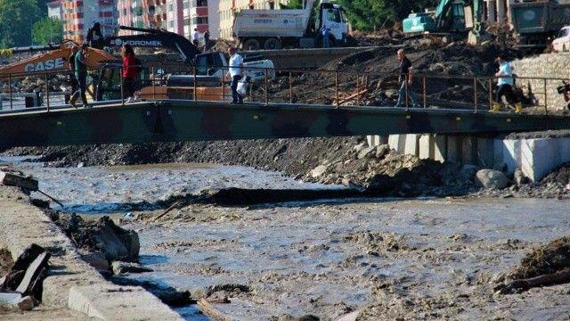 Bartın'da sel felaketinin bilançosu açıklandı