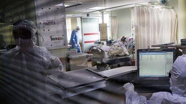 İran'da Kovid-19 kaynaklı can kaybı 100 bini aştı