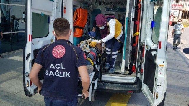 Karabük'te iş kazası felaketle sonuçlandı: 1 ölü