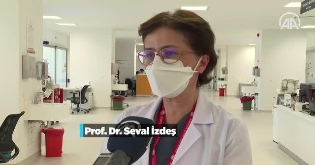 Koronavirüs tedavisi gören hastadan aşı mesajı