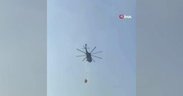 Sikorsky helikopter yangın söndürme filosuna katıldı