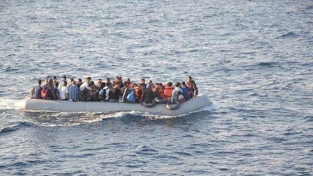 MSB paylaştı: İşte düzensiz göçmenlerin Yunanistan tarafından ölüme itildiği anlar
