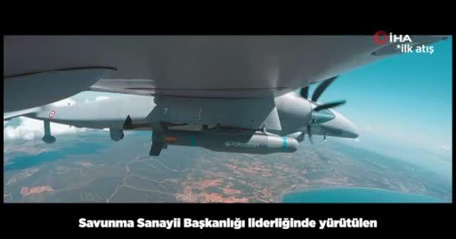 AKINCI TİHA, Erdoğan'ın mesajıyla uçacak
