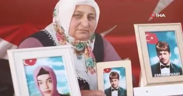 Cumhurbaşkanı Erdoğan'dan Diyarbakır annelerine selam