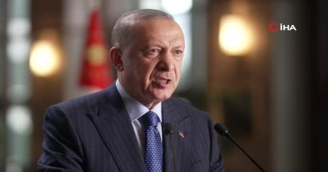 Cumhurbaşkanı Erdoğan: Yenilenebilir enerji kaynaklı kurulu güçte Avrupa'da 5'inciyiz