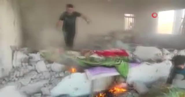Esad güçleri İdlib'de bir sağlık merkezini hedef aldı: 1 ölü 3 yaralı