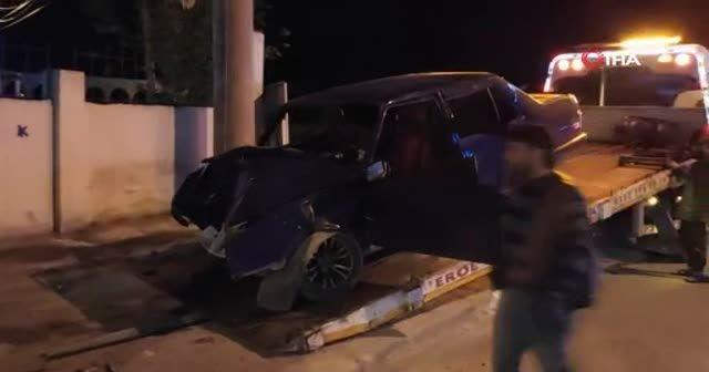 Feci ölüm! Otomobilin altında 30 metre sürüklendi