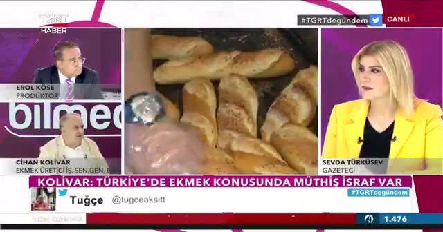 Fırıncı sendikasından ekmek çıkışı: 6 lira olsun!