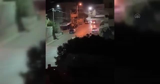 İsrail güçlerinin Batı Şeria'ya düzenlediği baskında 1 Filistinli öldü