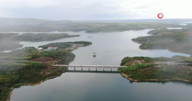 İstanbul'daki barajlar son 8 ayın en düşük seviyesinde