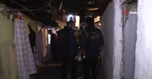 İstanbul'un göbeğinde uyuşturucu kuyruğu