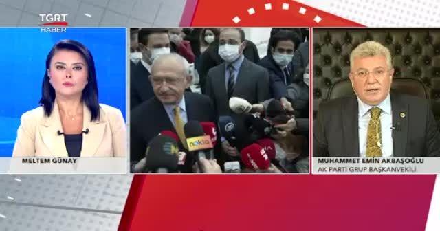 AK Parti Grup Başkanı Akbaşoğlu'ndan CHP'ye cevap: Kürt sorunu yok ittifak sorunu var!