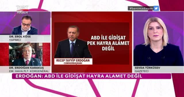 """Emekli Hava Pilot Dr. Erdoğan Karakuş'dan """"Dedeağaç"""" uyarısı! ABD, Türkiye'yi 15 km içine kadar izliyor"""