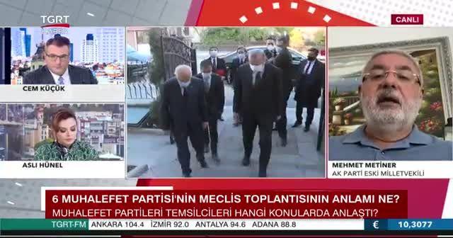AK Parti eski Milletvekili Mehmet Metiner'den Kılıçdaroğlu'na 'Kürt Sorunu' göndermesi