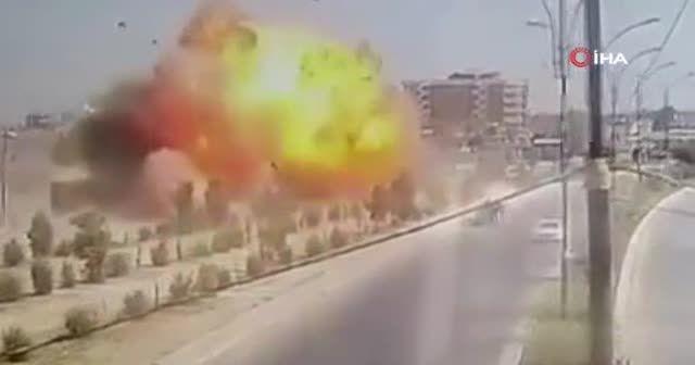 Irak'ta polise yönelik saldırı engellendi