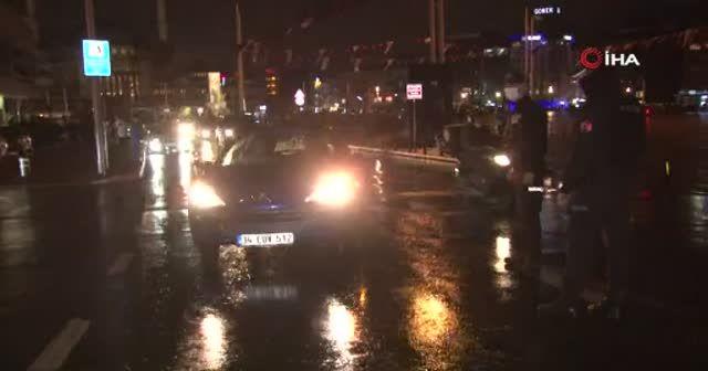 İstanbul'da helikopterler 'huzur' için havalandı