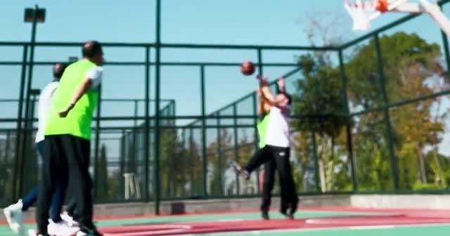 Cumhurbaşkanı Erdoğan'dan 'Sağlık için spor' paylaşımı