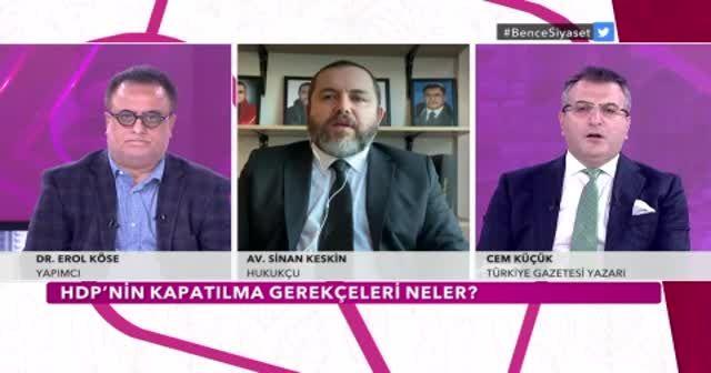 Hukukçulardan 'HDP kapatılır mı' sorusuna çarpıcı cevap! Hukuki şartlar oluştu