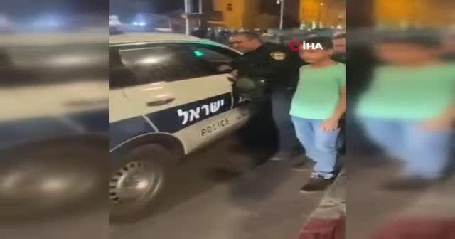 İsrail güçleri, 11 yaşındaki Filistinli çocuğu gözaltına aldı