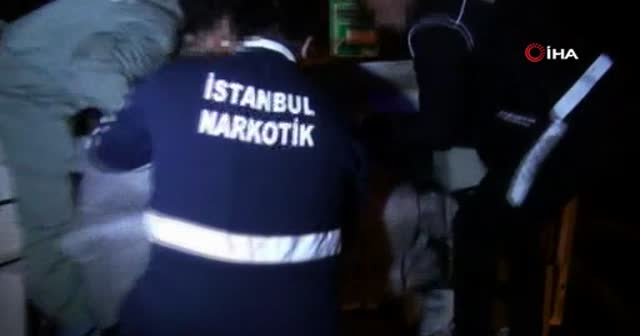 Kuzey Marmara Otoyolu'nda 88 kilo eroin ele geçirildi