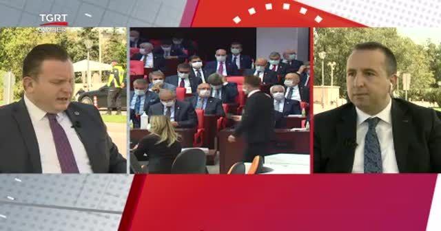 MHP Grup Başkanvekili Levent Bülbül'den çarpıcı CHP-HDP yorumu: HDP artık imam değil hükümet nikahı istiyor