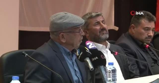 Şehit Ömer Halisdemir'in babası hem ağladı hem ağlattı