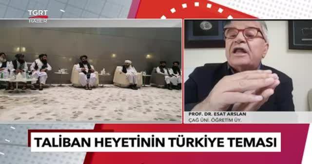 Taliban heyetinin Türkiye'ye gelişinde çarpıcı 'zamanlama' detayı