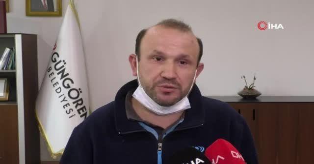 Temizlik işçisi içinde 500 bin lira olan çantayı sahibine teslim etti