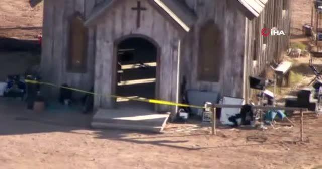 Ünlü ABD'li oyuncu film setinde kazara görüntü yönetmenini öldürdü